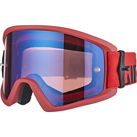 Giro Tazz MTB Goggles red/black/vivid trail/clear